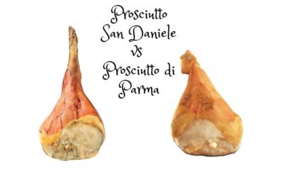 Prosciutto di Parma vs San Daniele, la disfida!